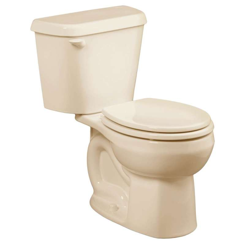 American Standard Colony 1.28 GPF 2-Piece Round Front Toilet With 12-In Rough-In
