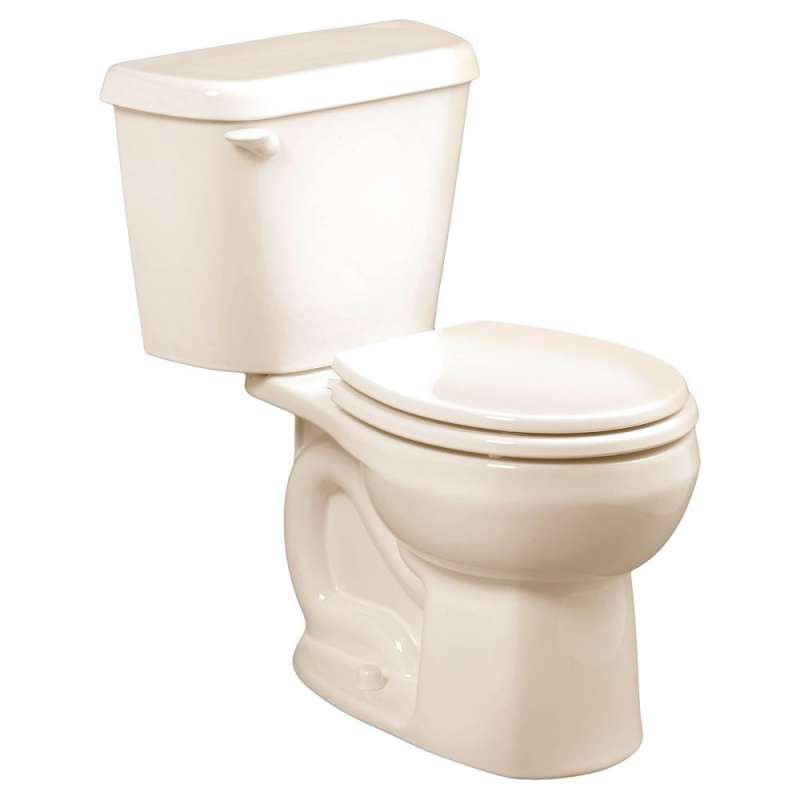 American Standard Colony 1.6 GPF 2-Piece Round Front Toilet With 12-In Rough-In