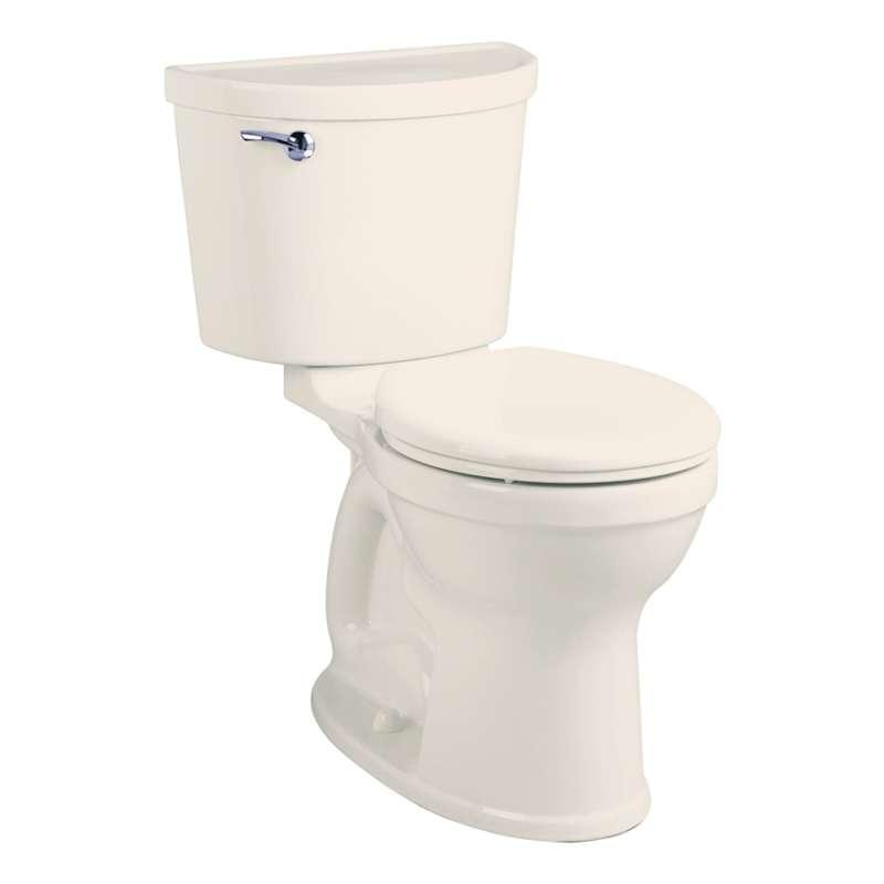 American Standard Champion 1.6 GPF 2-Piece Round Front Toilet