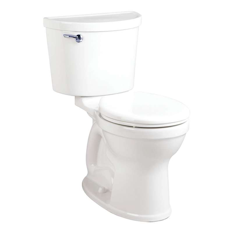 American Standard Champion 1.6 GPF 2-Piece Round Front Toilet
