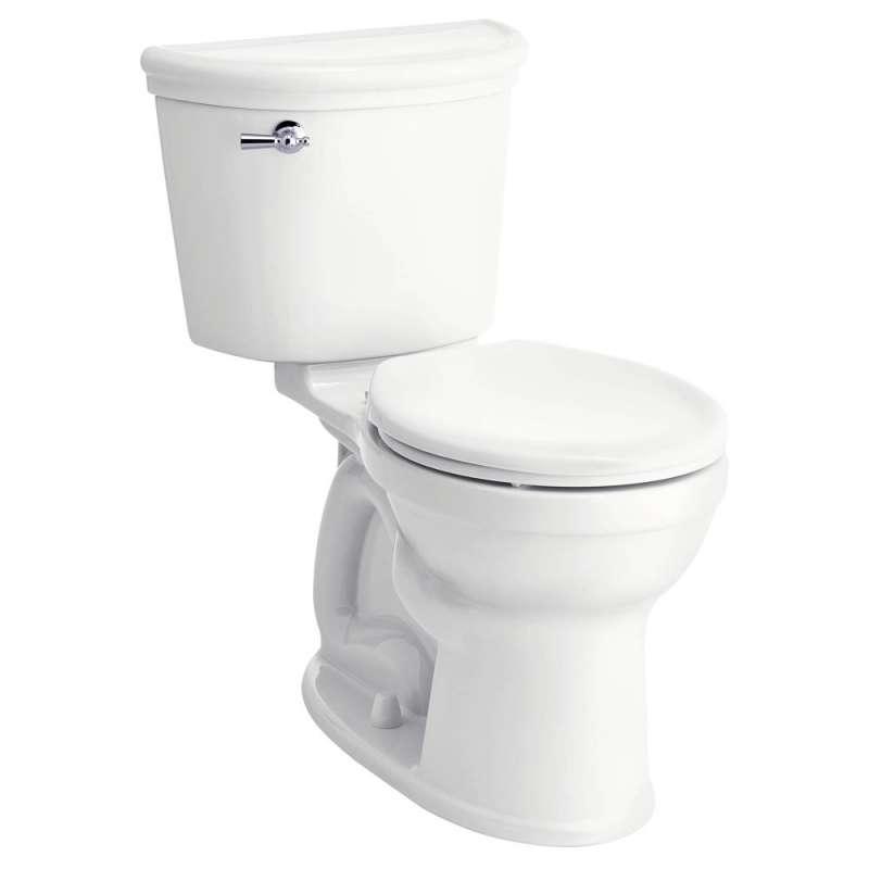 American Standard Champion 1.28 GPF 2-Piece Round Front Toilet