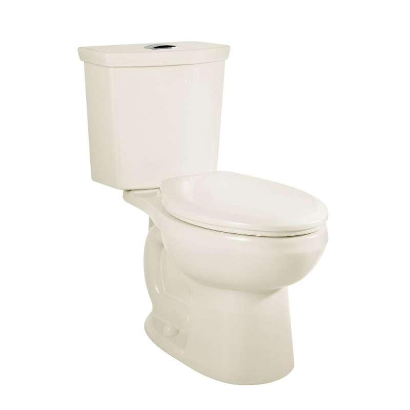 American Standard H2OPtion 0.92/1.28 GPF 2-Piece Dual-Flush Elongated Toilet