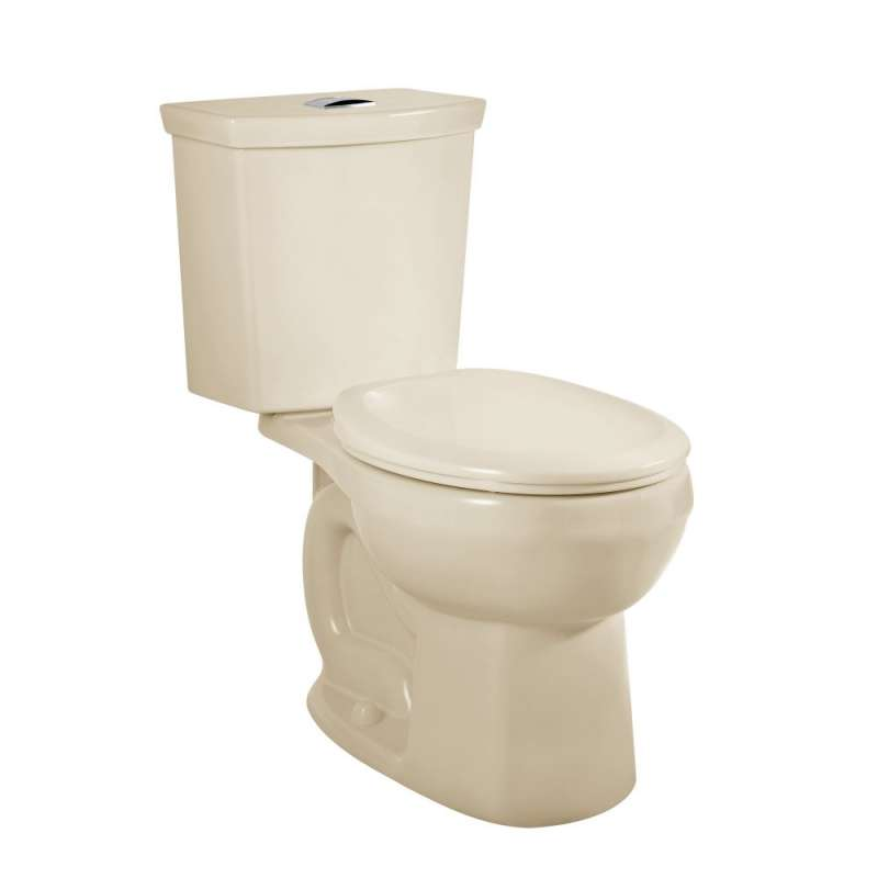American Standard H2OPtion 0.92/1.28 GPF 2-Piece Dual-Flush Elongated Toilet