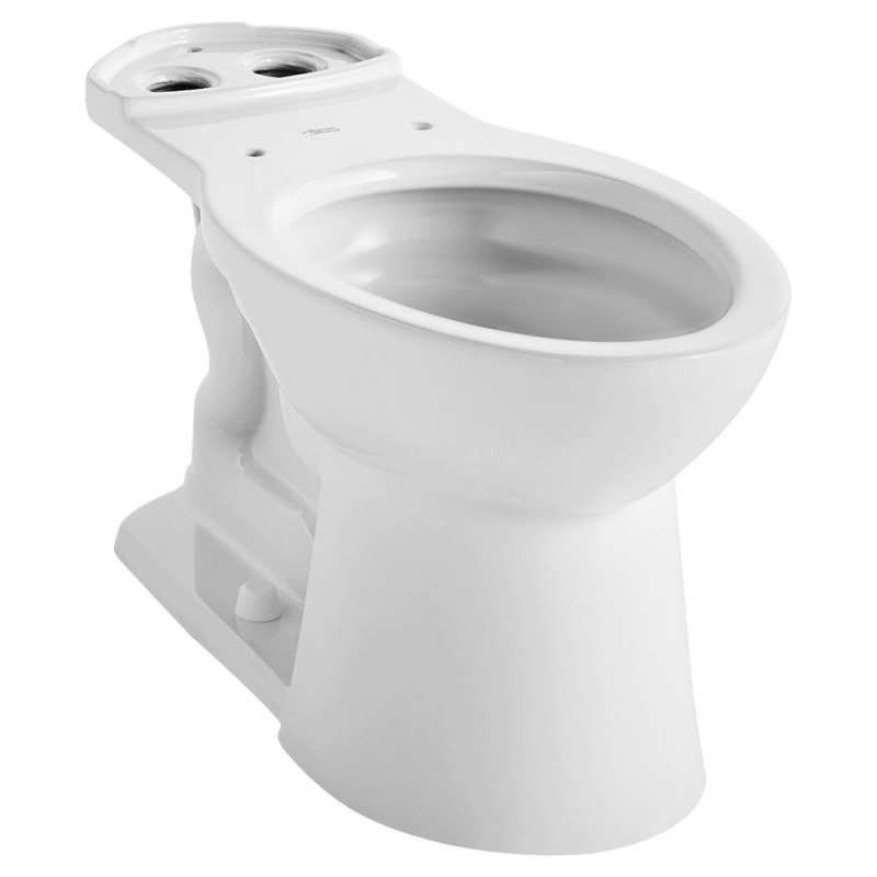American Standard Vormax Right-Height Elongated Toilet Bowl