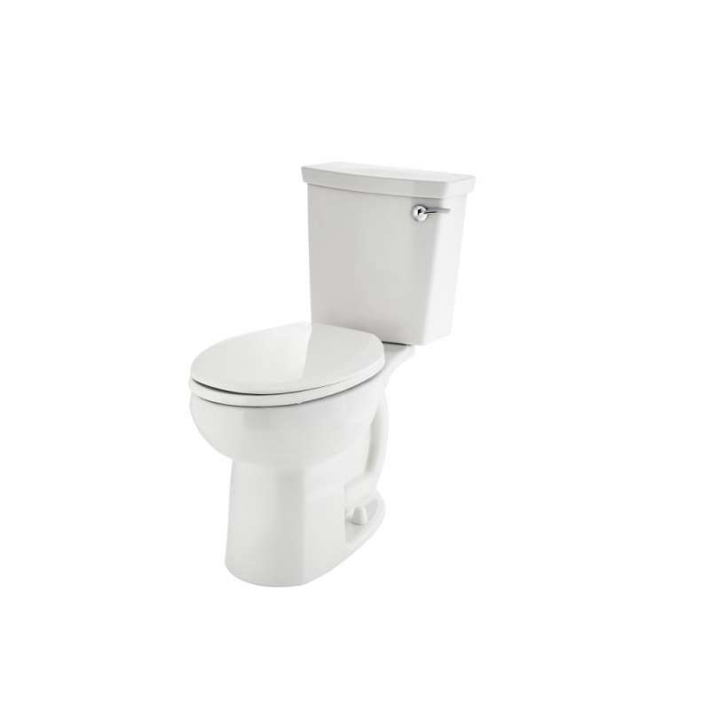 American Standard H20Ption 2-Piece Elongated Toilet Combo