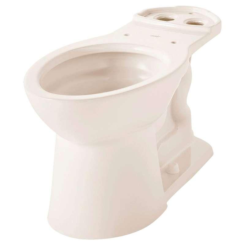 American Standard VorMax Elongated Vitreous China Toilet Bowl