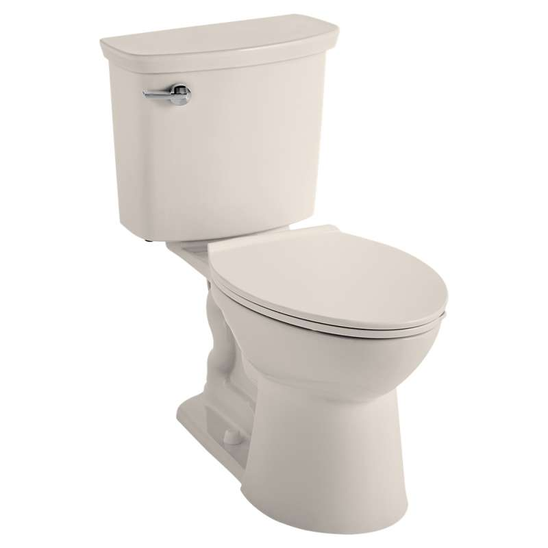 American Standard Edgemere 1.28 GPF Toilet Tank Complete With Coupling Components And Tank Trim