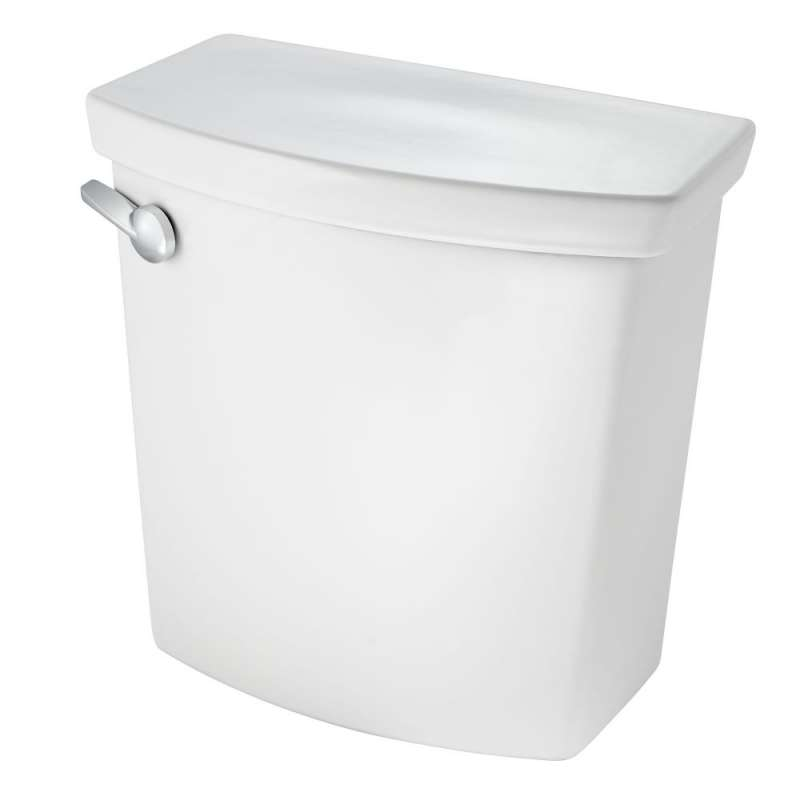 American Standard H20Ption Toilet Tank With 12-In Rough-In