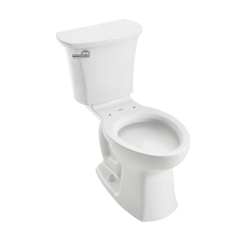 American Standard Edgemere 2-Piece Elongated Toilet With Dual Flush And 12-In Rough-In