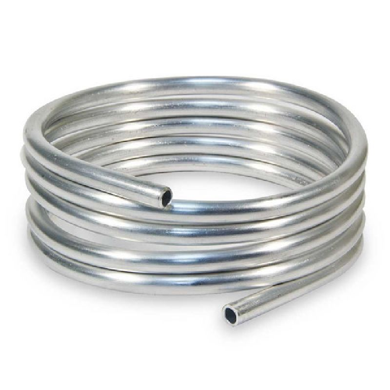 A.O. Smith Commercial Tubing Aluminum 60in length, Use when tubing has been damaged or is too short after control replacement. (includes 2 fittings)