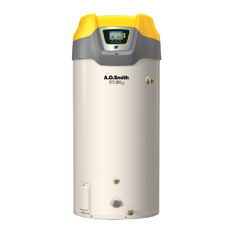 A.O. Smith Cyclone Xi 120,000 BTU 60 Gal Natural Gas Tank Type Commercial Water Heater