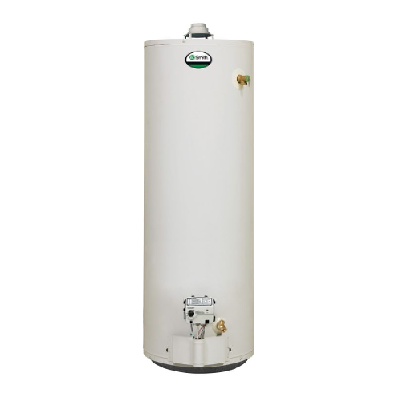 A.O. Smith ProMax Plus High Efficiency 35,500 BTU 30 Gal Residential Natural Gas Water Heater