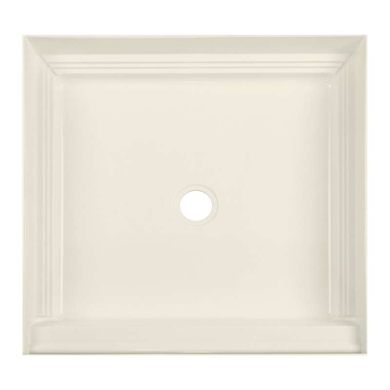 3636CPANNS-BI - A2 36in x 36in Shower Base with Center Drain, Designed for Tile/Wall Applications