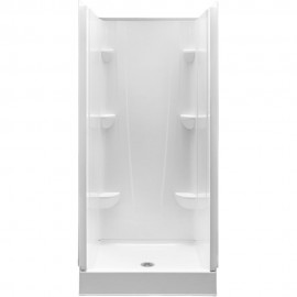 3636CS-M - A2 36in x 36in x 76in Shower Unit with Center Drain