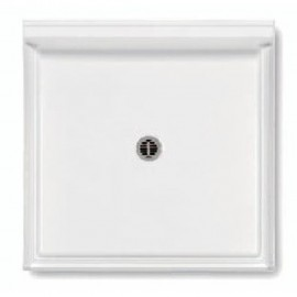 A2 42in x 42in Shower Base, Designed for Tile/Wall Applications
