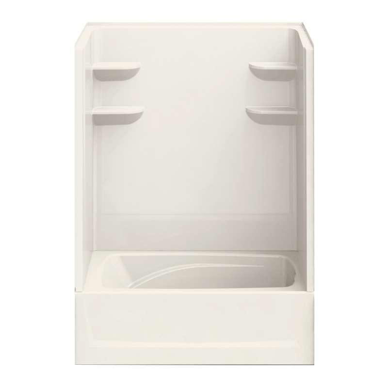 6036CTSM2R-BI - A2 60in x 36in x 82in Tub-Shower Unit with Right Hand Drain