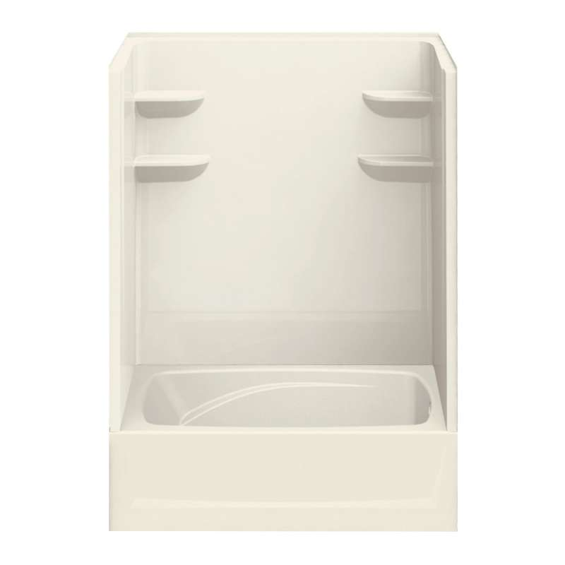 6042CTSM2R-BI - A2 60in x 42in x 82in Tub-Shower Unit with Right Hand Drain