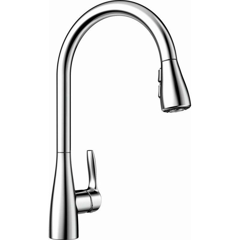 Blanco Atura 2.2 GPM Kitchen Faucet With Pull-Down Spray