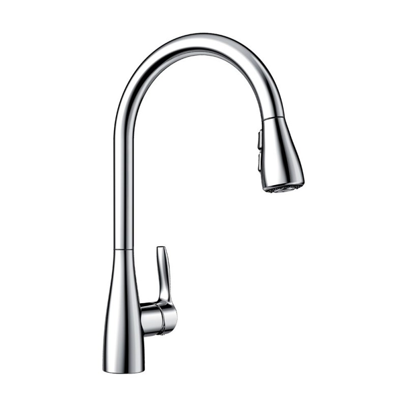 Blanco Atura 1.5 GPM Kitchen Faucet With Pull-Down Spray