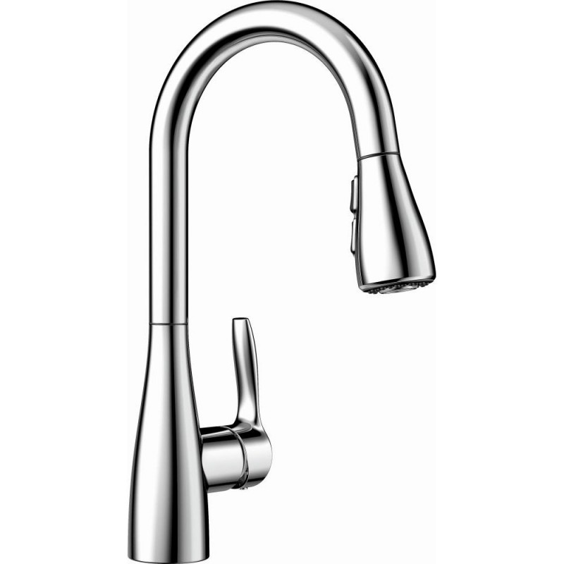 Blanco Atura 1.5 GPM Pull-Down Bar Faucet With Dual Spray