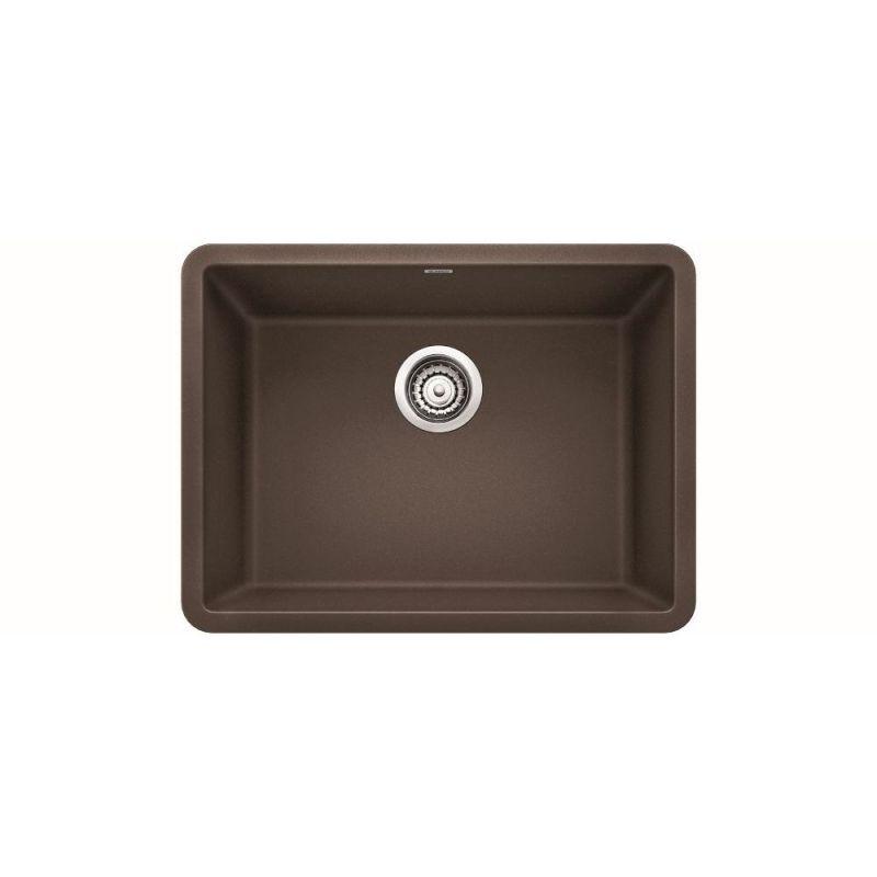 Blanco Precis 17.75-In X 23.5-In Granite Kitchen Sink