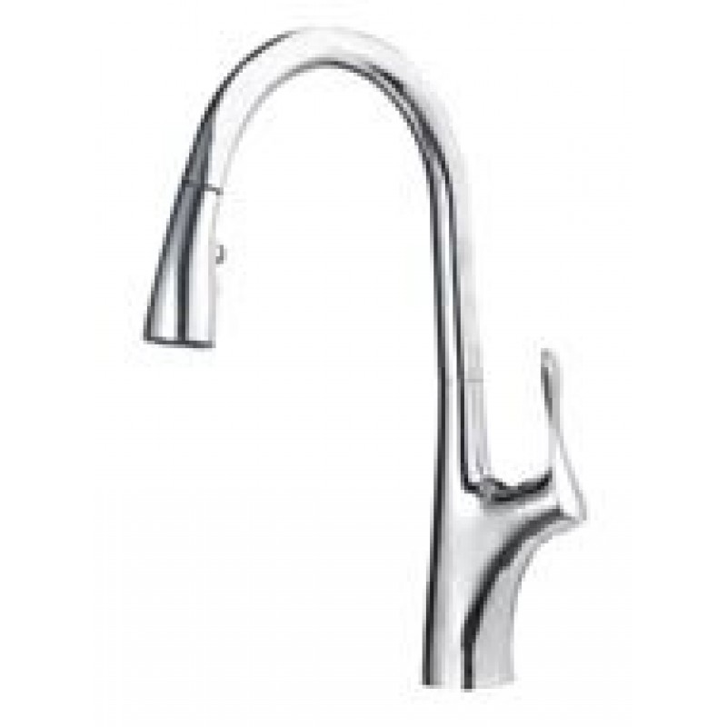 Blanco Napa High-Arc Pull-Out Kitchen Faucet