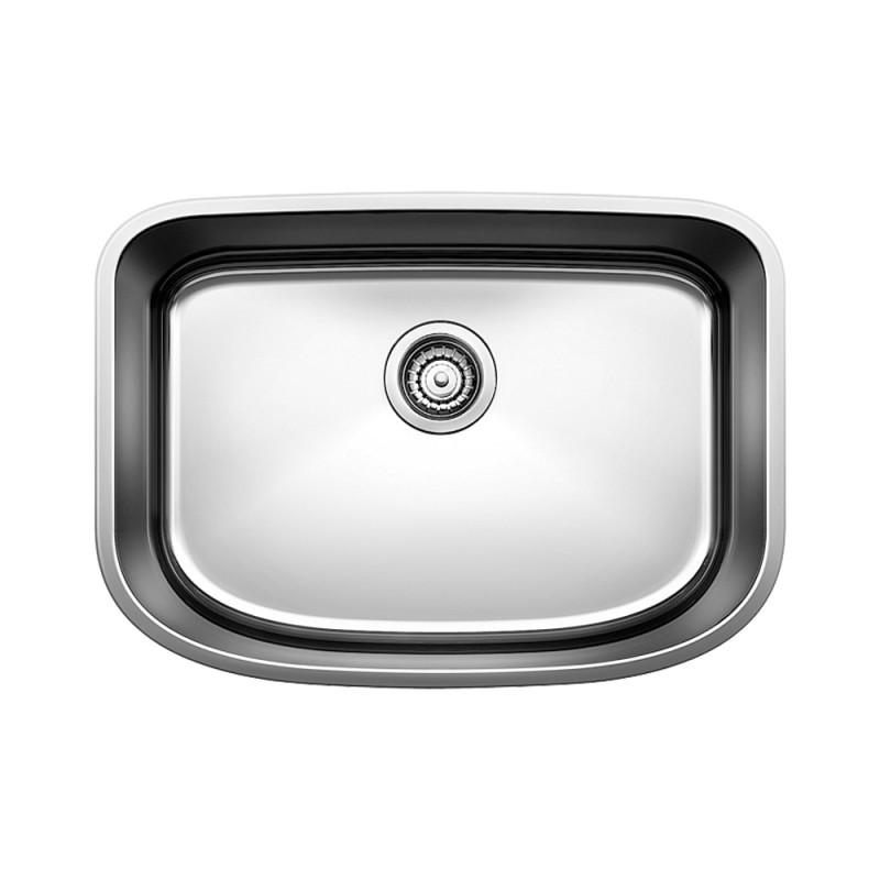 Blanco One 25-In X 18-In Single-Basin Undermount Kitchen Sink