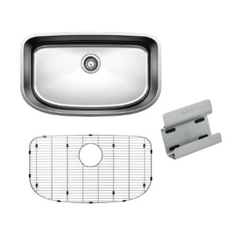 Blanco One 30-In X 18-In Single-Basin Undermount Kitchen Sink