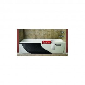 011-3345-00 - Bootz Maui Cast 5ft Soaking Bathtub with Left Hand Drain