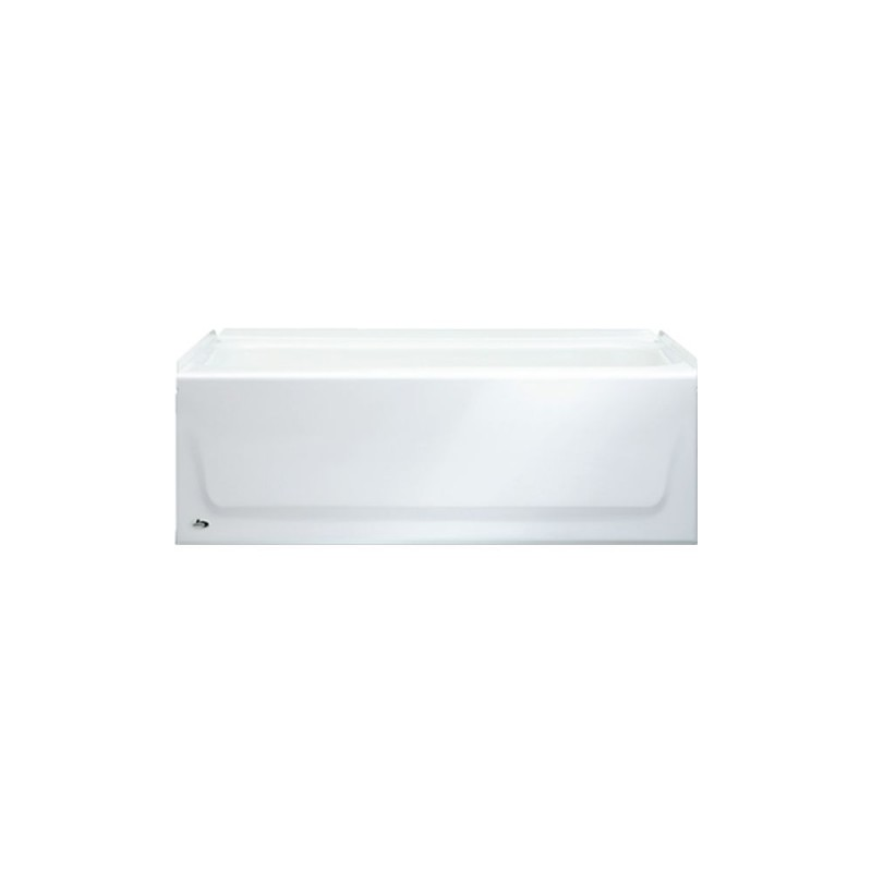 011-3397-00 - Bootz SynIron 2 AFR 5ft Soaking Bathtub with Left Hand Drain