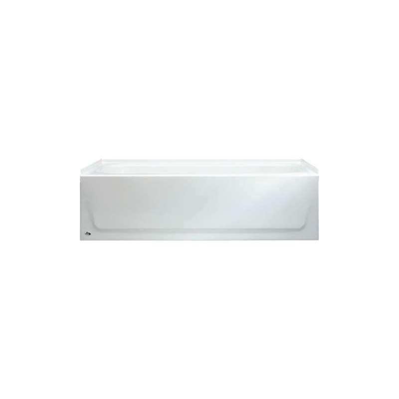 011-3392-00 - Bootz SynIron 2 5ft Soaking Bathtub with Left Hand Drain