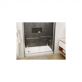 Bootz 60in x 32in Shower Base with Left Hand Drain