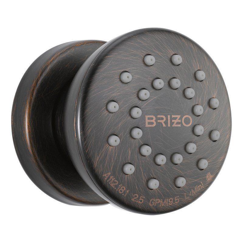 Brizo Touch-Clean Single-Function Body Spray Trim