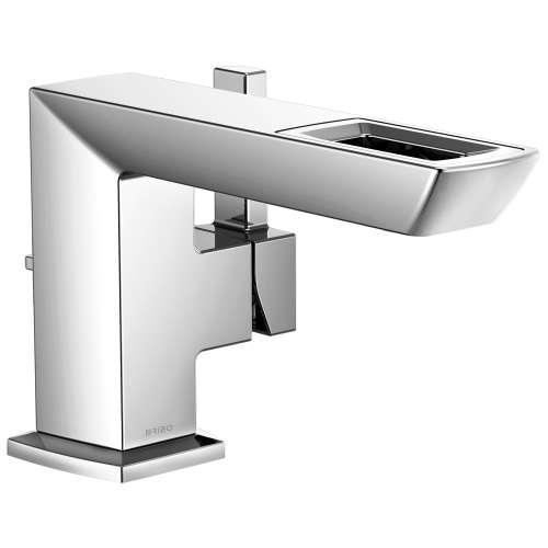 Brizo Vettis 1.2 GPM Single-Handle Lavatory Faucet With Open-Flow Spout