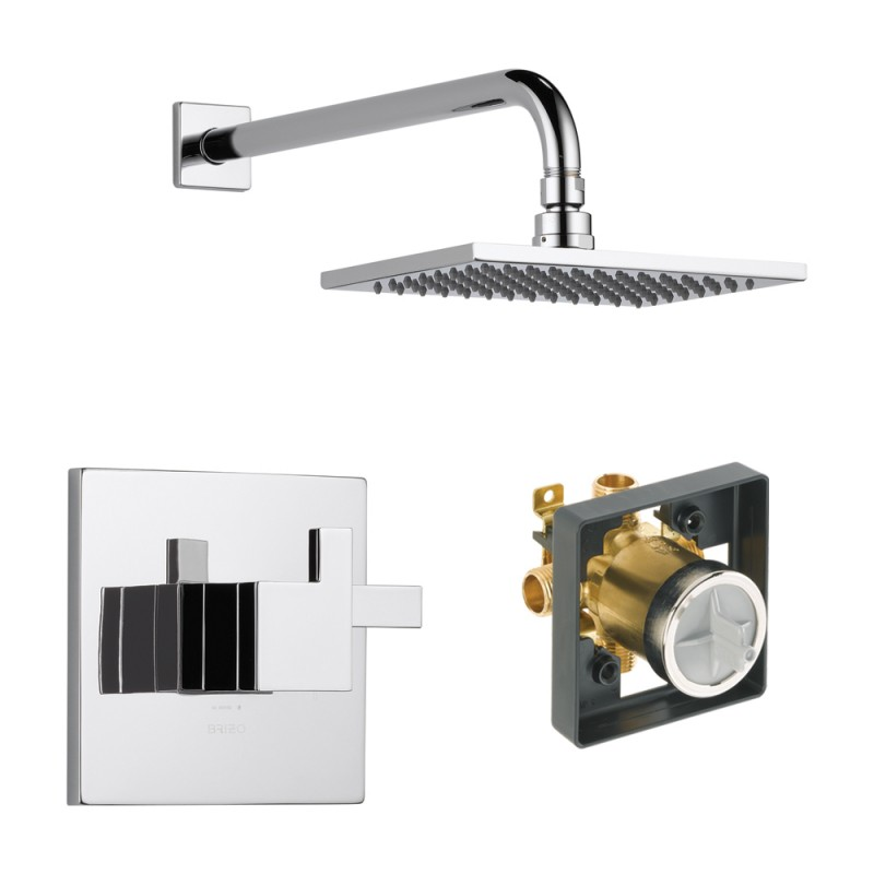 Brizo Siderna Shower Trim Kit