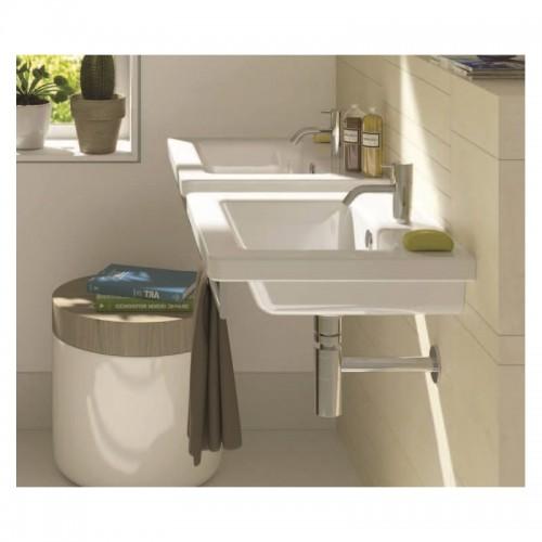 Catalano New Light 55 Series Wall-Mounted Washbasin