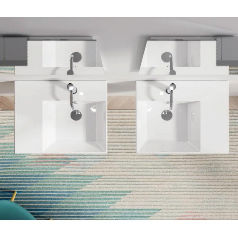Catalano Premium 60 Series Wall-Mounted Washbasin
