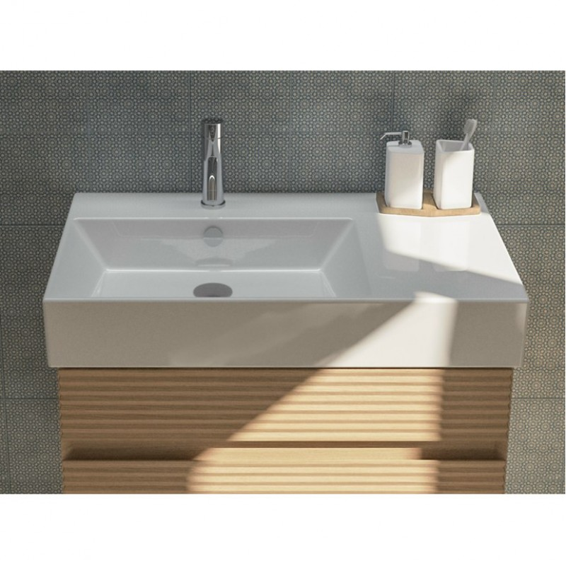 Catalano Premium Wall-Mounted Washbasin