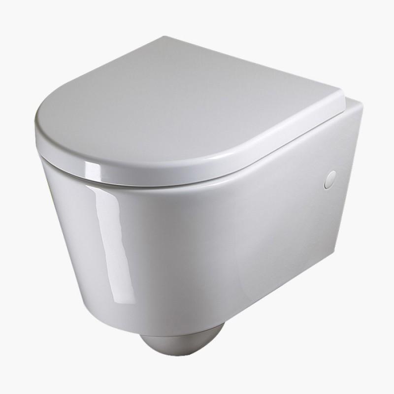 Catalano Zero 45-Series 1-Piece Toilet