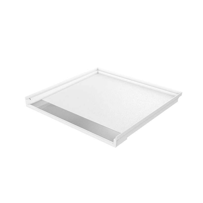 SWB3838TR.75 - Comfort Designs 36in x 36in Transfer Shower Base with Trench Drain