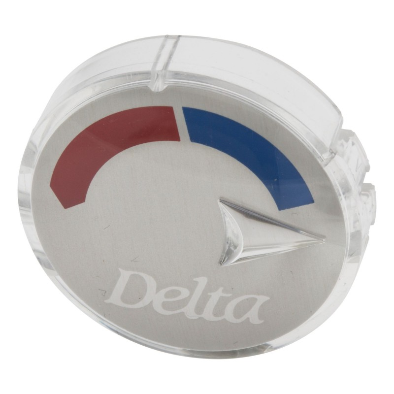 Delta Hot/Cold Indicator Button