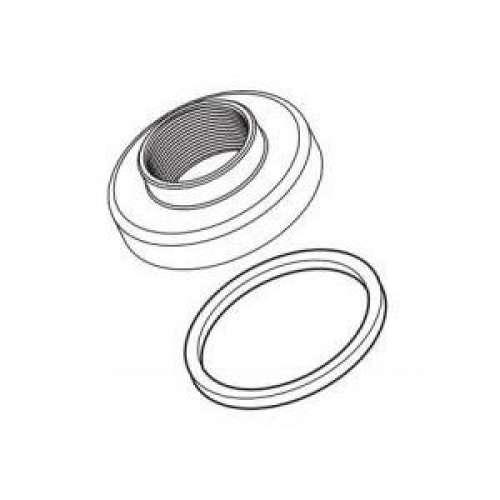 Brizo Pascal Bonnet, Adjusting Ring And Anti-Seize Ring