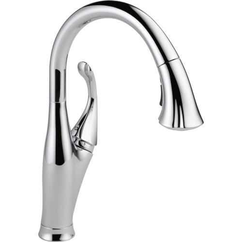 Delta Addison Single-Handle Pull-Down Kitchen Faucet