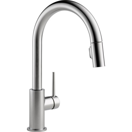 Delta Trinsic Single-Handle Pull-Down Kitchen Faucet