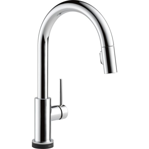 Delta Trinsic Single-Handle Pull-Down Touch2O Kitchen Faucet