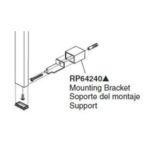 Delta Mounting Bracket For Hand Shower Model 57051