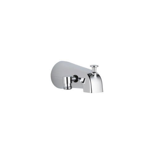 Delta 5-1/4-In Diverter Tub Spout With Hand Shower Connection