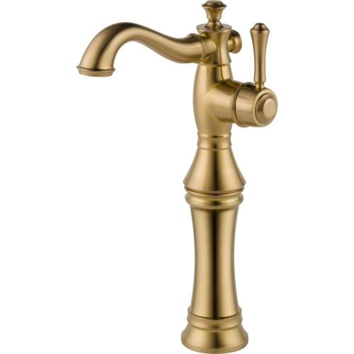 Delta Cassidy Single Handle Vessel Lavatory Faucet