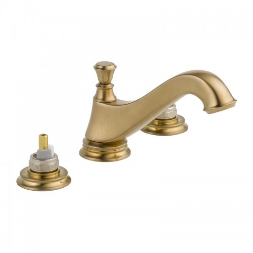 Delta Cassidy Wall-Mounted Bathroom Faucet