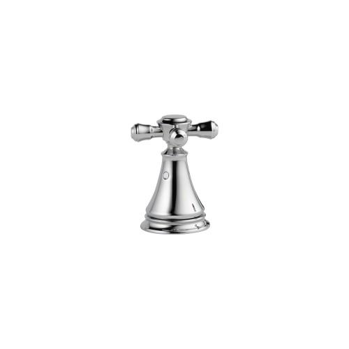 Delta Cassidy 2 Cross Bath Faucet/Bidet Handle Kit